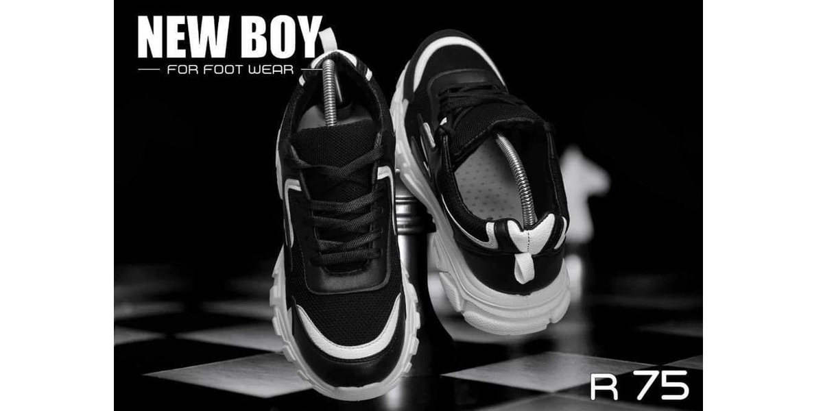 New Boy Black-1