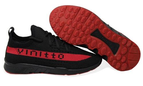 فردتين أسود في أحمر